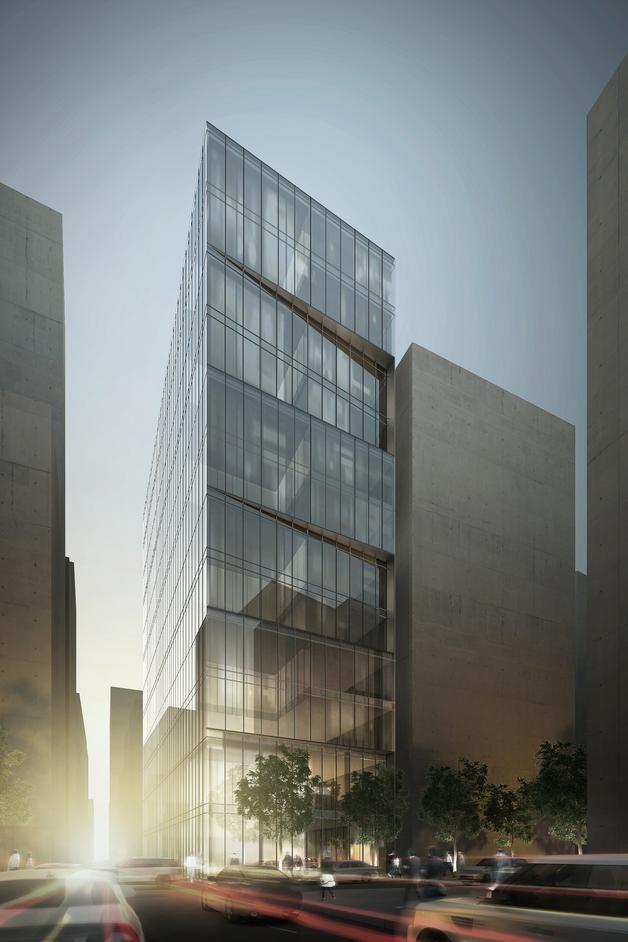 Ginza - Tokyo - Architecture - SCDA