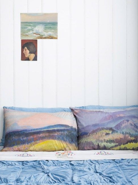 Landscape Pillowcase Set - $55 set
