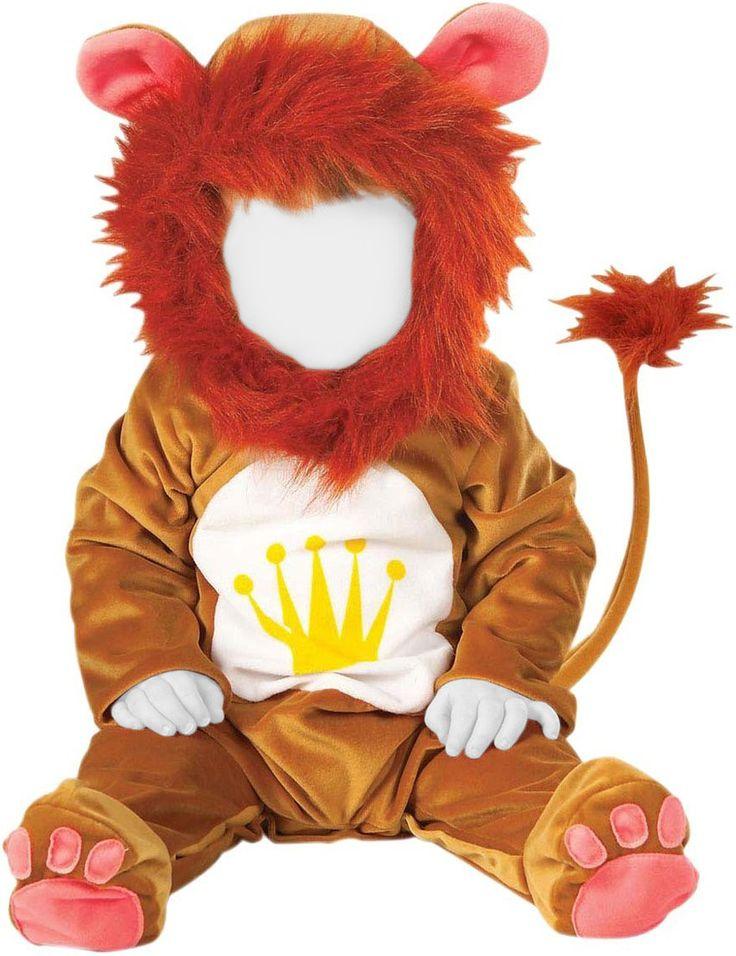 Widmann Costume da leone per neonato