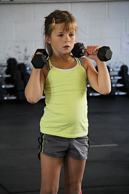 Peter...start working on that Crossfit kids class now!! :)