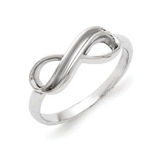 Infinity Rings - Sterling Silver Infinity Promise Ring - Gemologica, A Fine Online Jewelry Store  Posted to the Stufflicious.com community storefront by gemologica. Buy it directly from gemologica.com for $46 today. #Rings #Accessories #Womens #Apparel #Fashion #Style #Bling #Bling