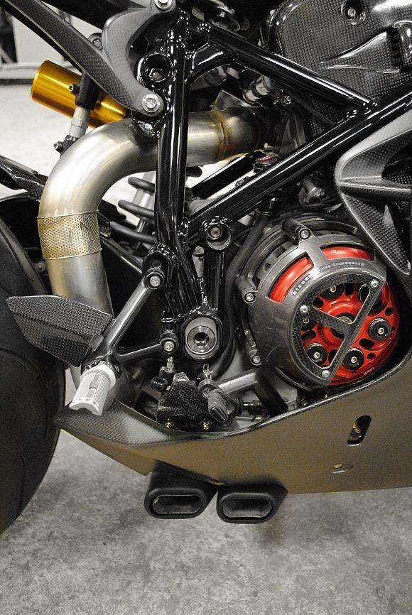 Custom Ducati 999 by Arete Americana #custom #ducati #motorcycles