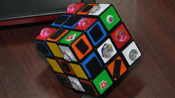 how to avoid breaking a rubix cube