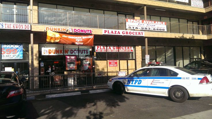 Nyc Cops Hard At Work At Dunkin Donuts Mynypd Nyc