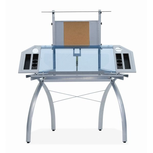 Find this Pin and more on Studio Designs Drafting Tables / Drawing Tables-Metal  and Glass. - 29 Best Studio Designs Drafting Tables / Drawing Tables-Metal And
