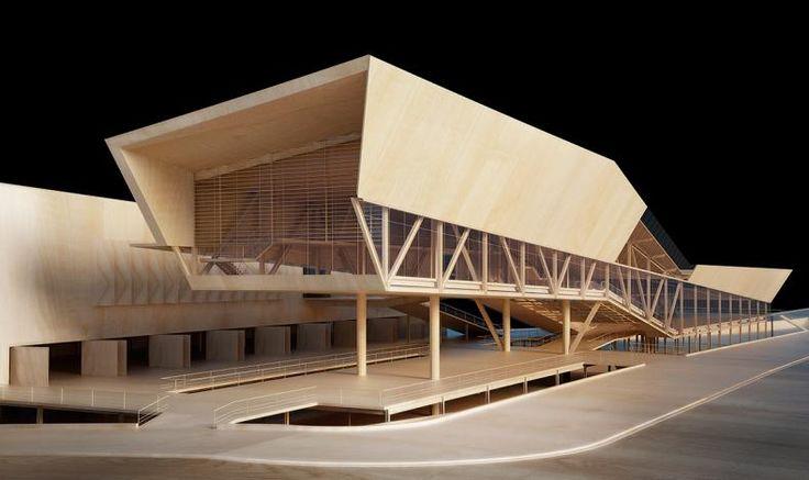 Muito automóvel e pouca arquitetura é, grosso modo, o que impera nas edificações construídas para revendedoras de veículos no Brasil. Comparada a elas, a série de pavilhões que o escritório Spadoni e Associados Arquitetura desenvolveu para a Hyundai é quase subversiva. Na unidade criada para a avenida das Américas, no Rio de Janeiro, fica de novo evidente o quanto a arquitetura contribui para a qualificação da marca e a redefinição da paisagem.