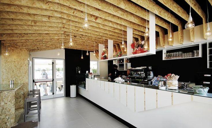 Il Barre, Gubbio, 2015 - Studio9 Architettura- Marco Veglia & Francesca Nobiletti.