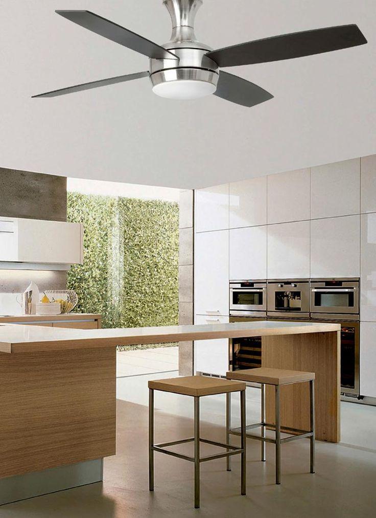 115 mejores im genes sobre ventiladores de techo con luz - Fotos de ventiladores de techo ...