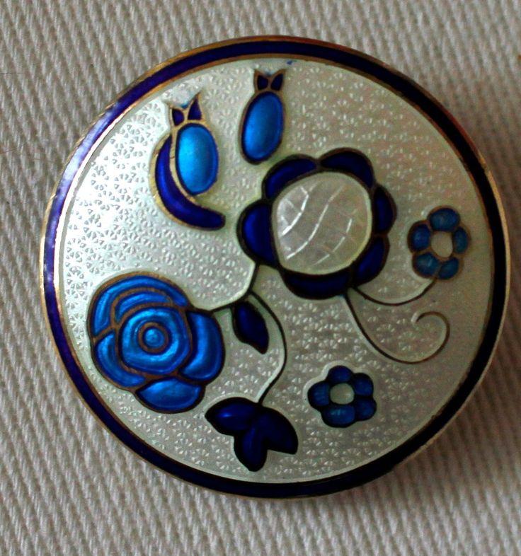Einar Modahl brooch/pendant