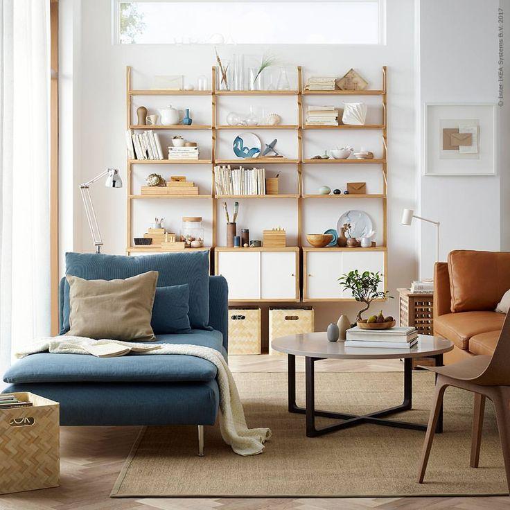 """1,822 gilla-markeringar, 9 kommentarer - IKEA Sverige (@ikeasverige) på Instagram: """"Psst! Har du hittat några favoriter i nya IKEA katalogen? På bloggen IKEA.se/livethemma kan du läsa…"""""""