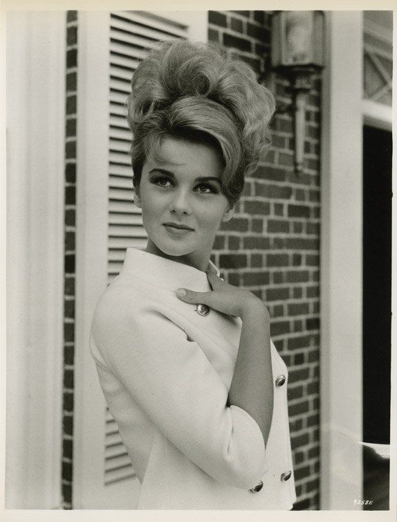 ann-margret -> the lady loves me, but she doesn't know it yet!  love her with elvis in viva las vegas.
