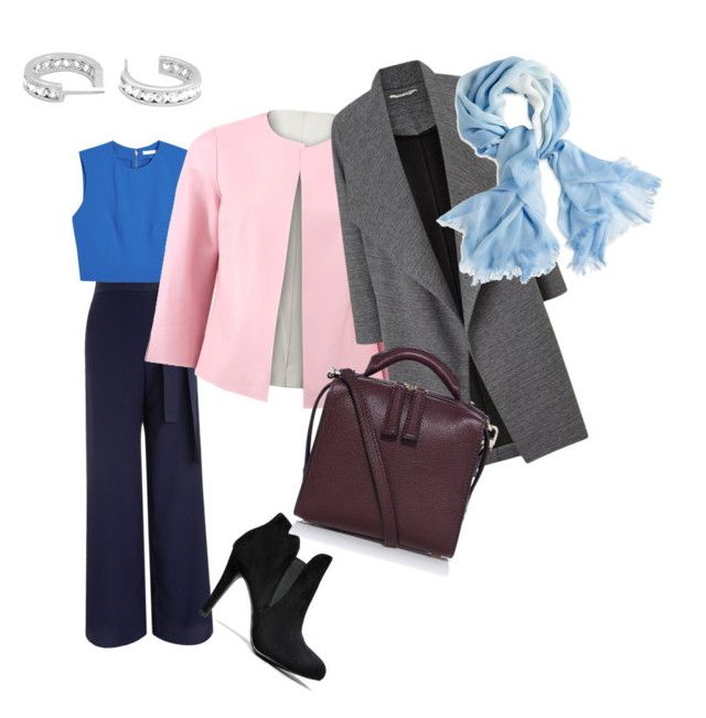 """""""Work chic"""" by arina2193 on Polyvore featuring Miss Selfridge, Alice + Olivia, ESCADA and Chico's"""