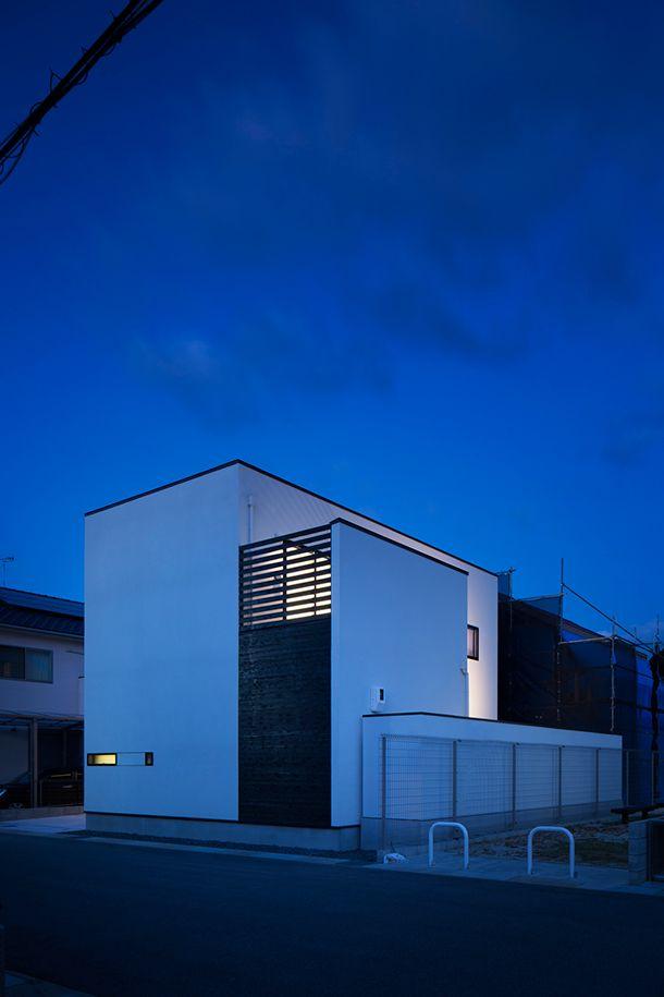 エッジの効いた家・間取り(奈良県北葛城郡王寺町) |ローコスト・低価格住宅 | 注文住宅なら建築設計事務所 フリーダムアーキテクツデザイン