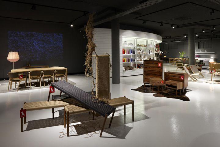 Great Dane store by McCartney Design, Melbourne store design