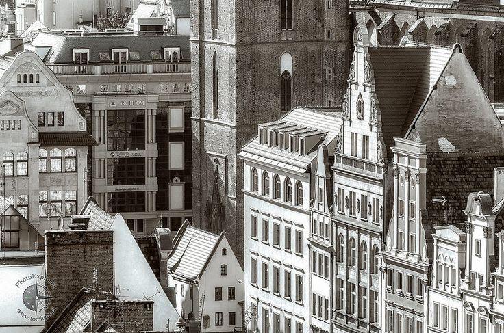 Wrocławska strarówka - Architektura i wnętrza