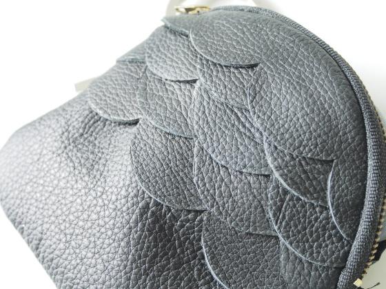 scallop pouch