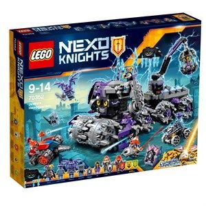 LEGO Nexo Knights 70352 Jestros hovedkvarter