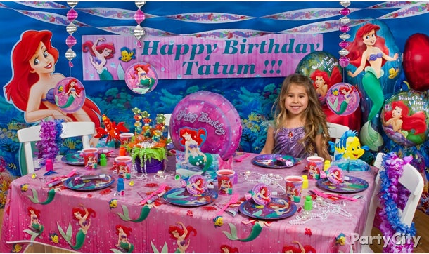 17 Best Images About Little Mermaid B Day On Pinterest