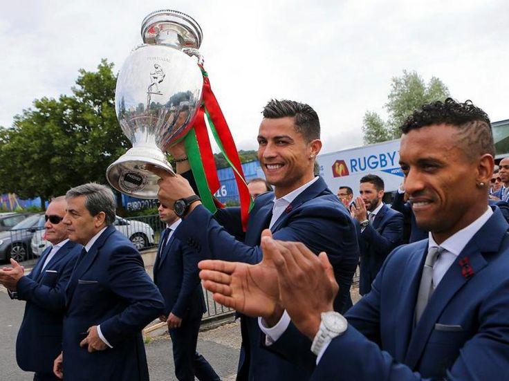 PORTUGAL European Champion