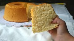 Bizcocho de yogur de limón muy esponjoso - Anna Recetas Fáciles