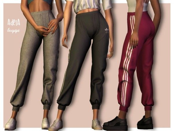 Sims By Sims The Pants Laupipi4 ResourceAdela Cc rxodeCBW
