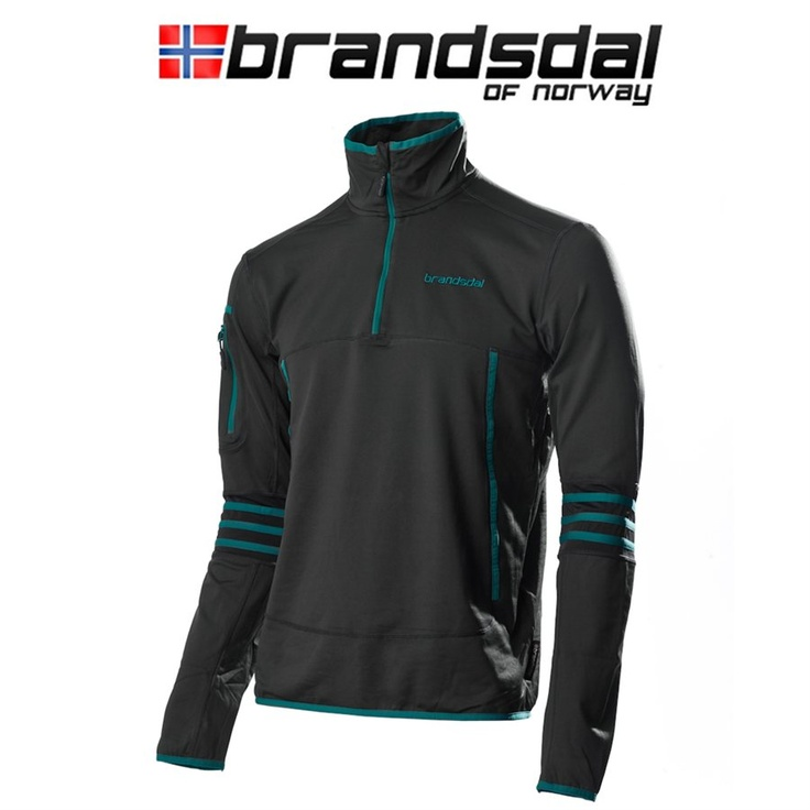 Brandsdal of Norway - Sportsfleece for den aktive. Herre.