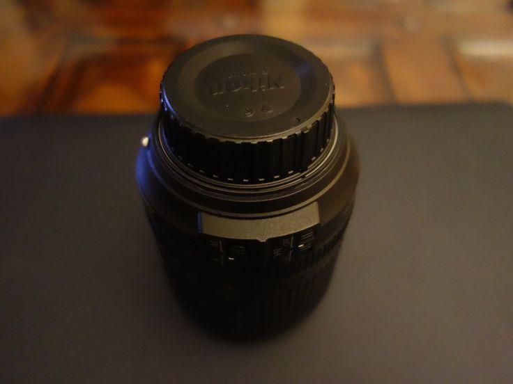 Nikon  AF-S DX NIKKOR 18-140mm f/3.5-5.6G ED VR Zoom Lens for Select Nikon DX-F