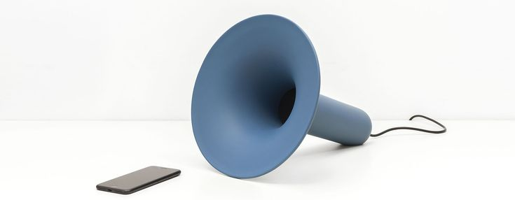 paolo cappello presents luciano, a ceramic bluetooth speaker for newblack