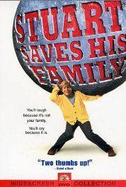 Stuart Saves His Family (1995) Poster