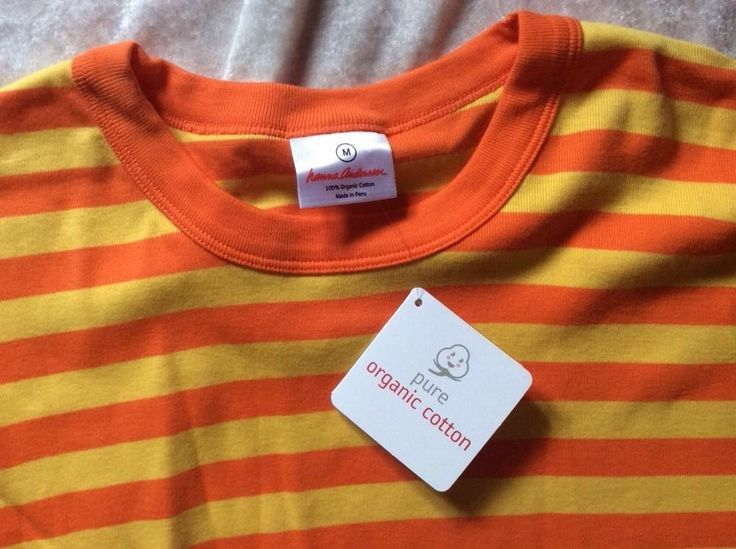 Hanna Andersson Medium Womens Pajama Top Long John Shirt