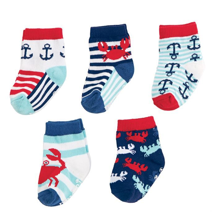 Mud Pie, Mudpie, Nautical Sock Set