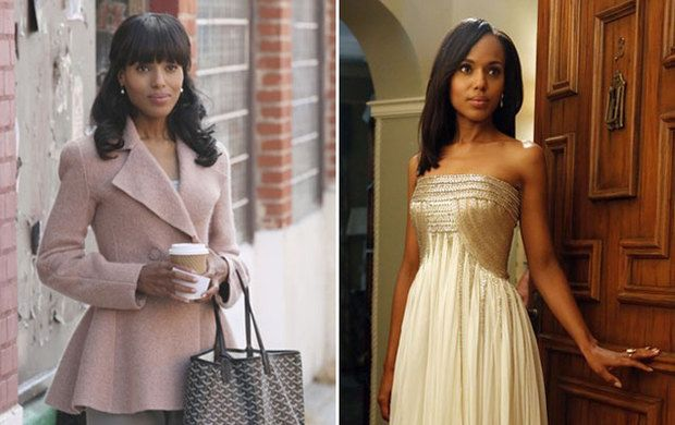 """Gladiators in Suits: The Enviable Wardrobe of """"Scandal's"""" Olivia Pope 