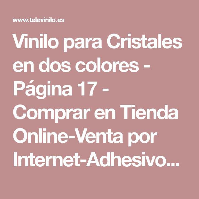 Vinilo para Cristales en dos colores - Página 17 - Comprar en Tienda Online-Venta por Internet-Adhesivos decorativos