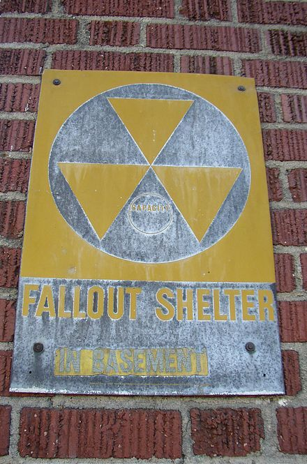 Fallout shelter - Wikipedia, the free encyclopedia