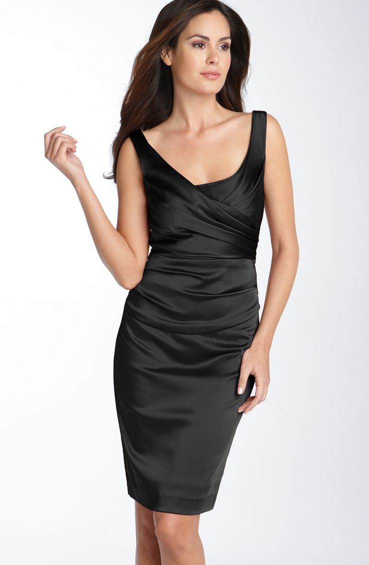 Because every girl should have a little black dress...