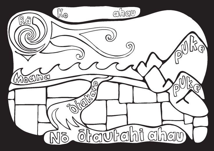 maori language week poster - Google Search