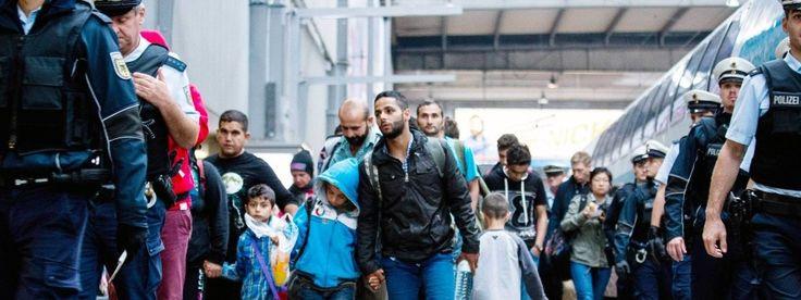 Im Land der Helfer Flüchtlingskrise in Europa