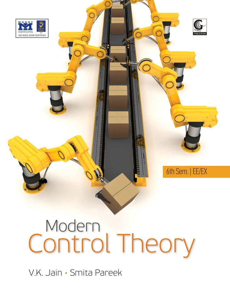 Modern Control System Is One Of The Most Important