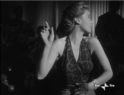 Silvana Mangano in the movie Anna (1951).