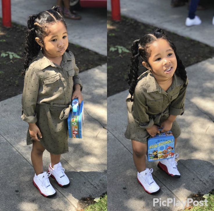 This what my daughter would look like