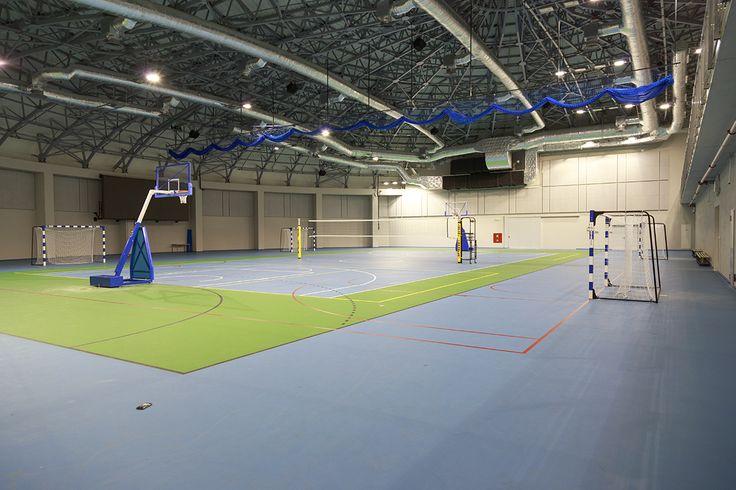 Kraków Arena - sala treningowa