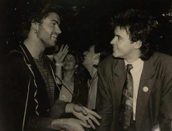 George en Paul Young