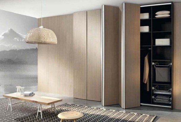 Everything you ever wanted to know about Modern Bifold Closet Doors  - Modern closet doors for bedrooms
