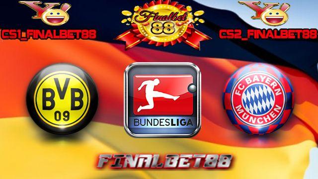 Prediksi Borussia Dortmund vs Bayern Munchen 6 Maret 2016