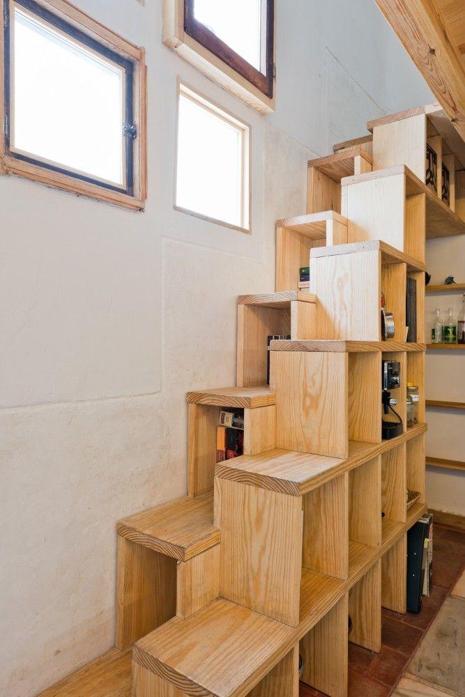 die besten 25 treppenspeicher ideen auf pinterest. Black Bedroom Furniture Sets. Home Design Ideas