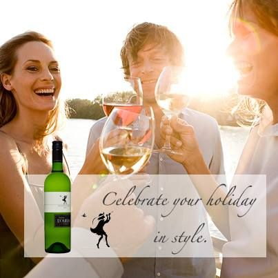 Make the New Year memorable with our Songbird Sauvignon Blanc. Find out more about this award winning wine. http://ow.ly/s4S3M http://www.dariawinery.co.za