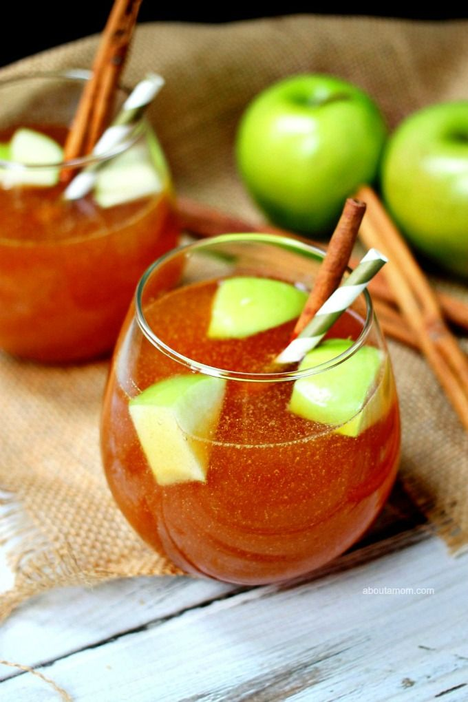 Spiked Slow Cooker Apple Cider Recipe