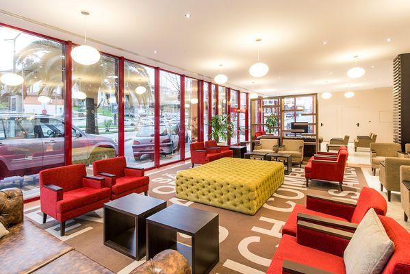 tryp hotel lobby - Google Search