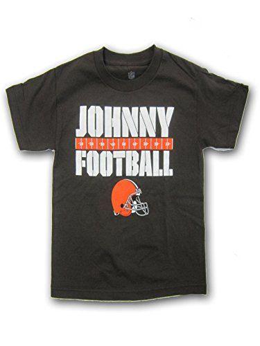 Johnny Manziel Cleveland Browns Shirts