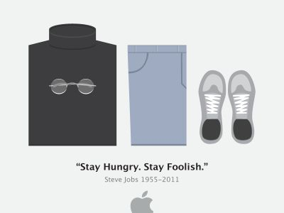 stay hungry...
